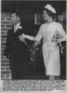 تصویری از مراسم ازدواج آدلر